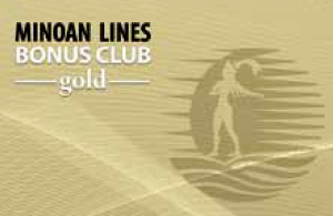 minoan lines offers discount bonus club gold small