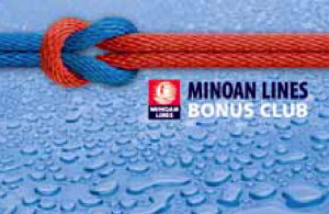 minoan lines offers discount bonus club small