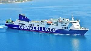 New ferry line Palermo Cagliari Grimaldi Lines