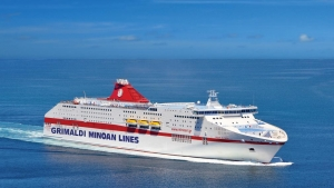 Grimaldi Minoan Lines ferries 2021 open for sale
